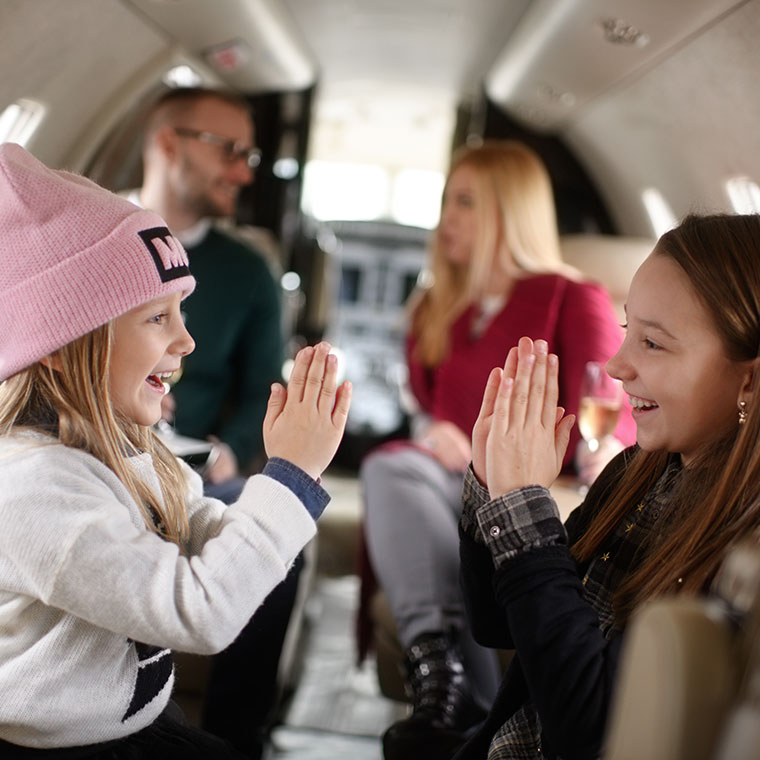 Charter Private Jet From Modland