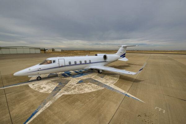 Learjet 60 Exterior