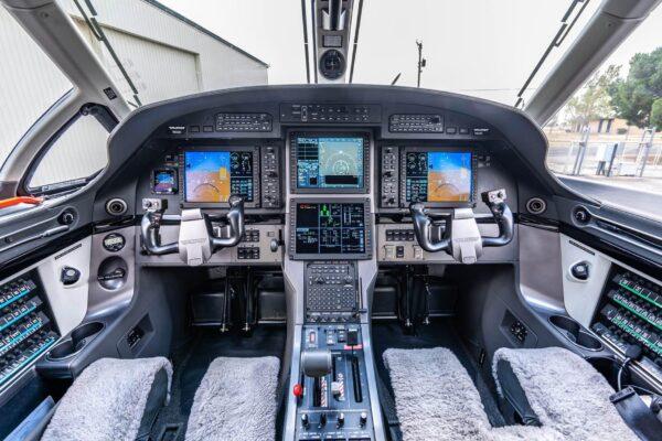 Pilatus Cockpit
