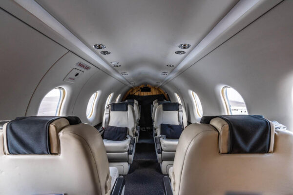 Pilatus Seating For Passengers