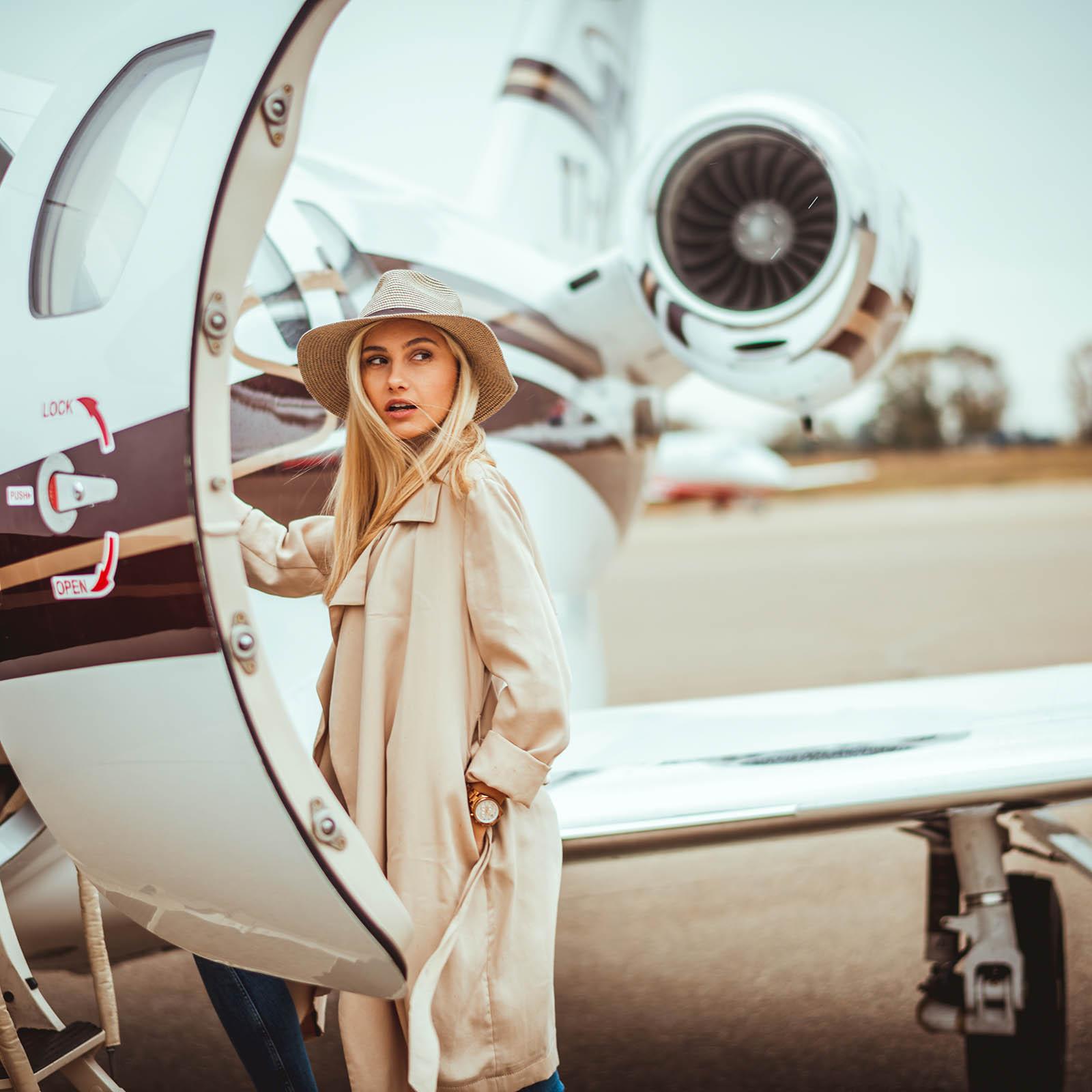 Private Plane Jet Rental From Midland Odessa